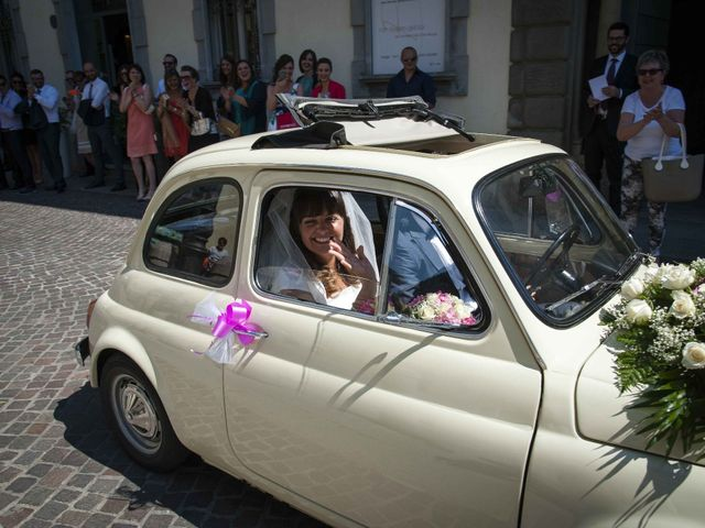Il matrimonio di Luca e Alessandra a Treviglio, Bergamo 25