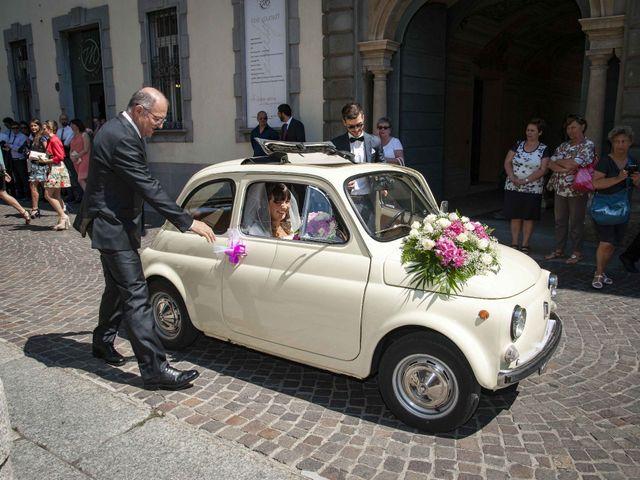 Il matrimonio di Luca e Alessandra a Treviglio, Bergamo 27