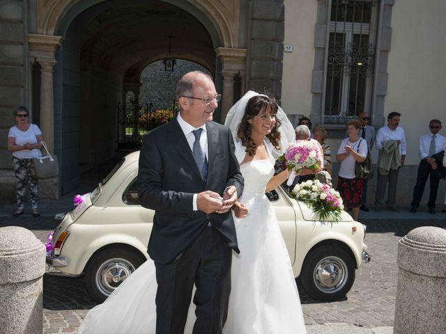 Il matrimonio di Luca e Alessandra a Treviglio, Bergamo 29
