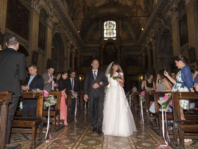 Il matrimonio di Luca e Alessandra a Treviglio, Bergamo 30