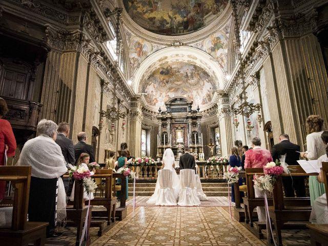 Il matrimonio di Luca e Alessandra a Treviglio, Bergamo 31