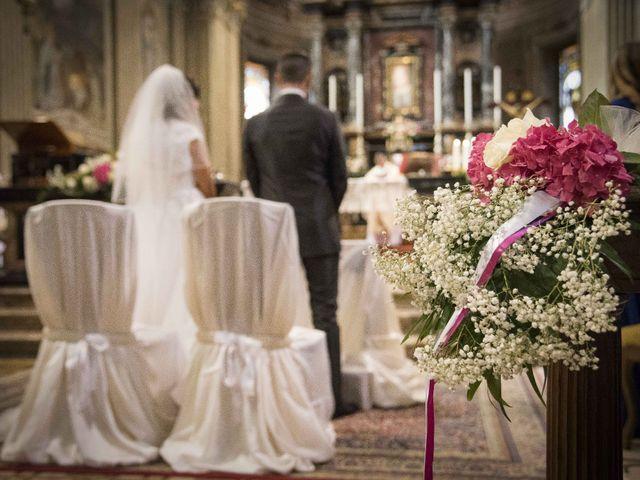Il matrimonio di Luca e Alessandra a Treviglio, Bergamo 32
