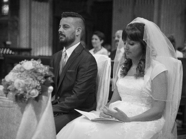 Il matrimonio di Luca e Alessandra a Treviglio, Bergamo 36