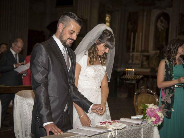 Il matrimonio di Luca e Alessandra a Treviglio, Bergamo 37