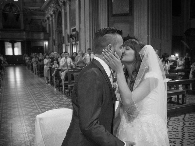 Il matrimonio di Luca e Alessandra a Treviglio, Bergamo 43
