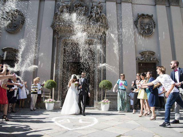 Il matrimonio di Luca e Alessandra a Treviglio, Bergamo 45