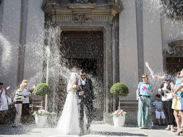 Il matrimonio di Luca e Alessandra a Treviglio, Bergamo 46