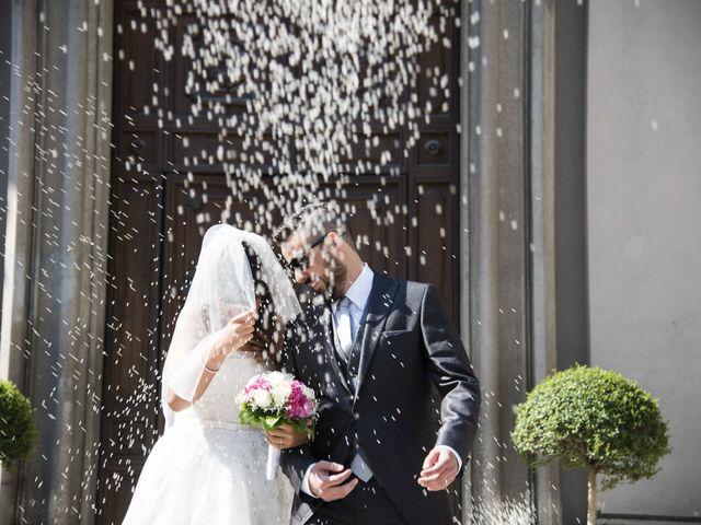 Il matrimonio di Luca e Alessandra a Treviglio, Bergamo 47