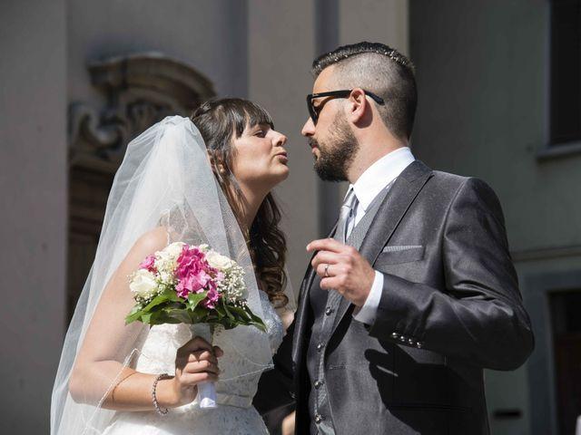 Il matrimonio di Luca e Alessandra a Treviglio, Bergamo 48