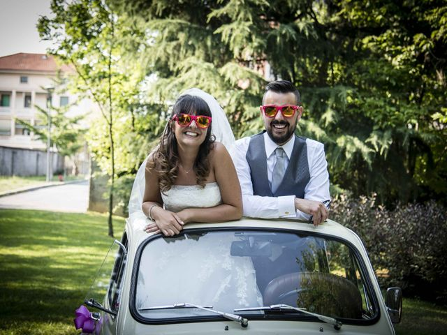 Il matrimonio di Luca e Alessandra a Treviglio, Bergamo 50
