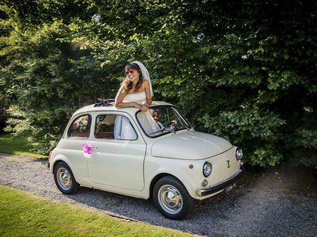 Il matrimonio di Luca e Alessandra a Treviglio, Bergamo 53