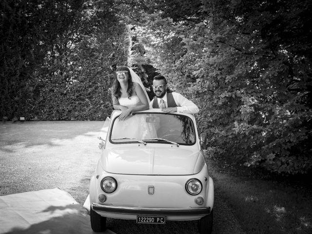 Il matrimonio di Luca e Alessandra a Treviglio, Bergamo 54