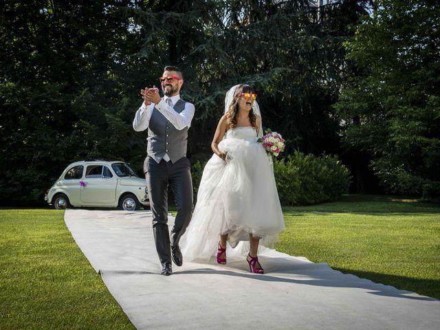 Il matrimonio di Luca e Alessandra a Treviglio, Bergamo 56