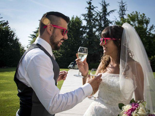 Il matrimonio di Luca e Alessandra a Treviglio, Bergamo 63