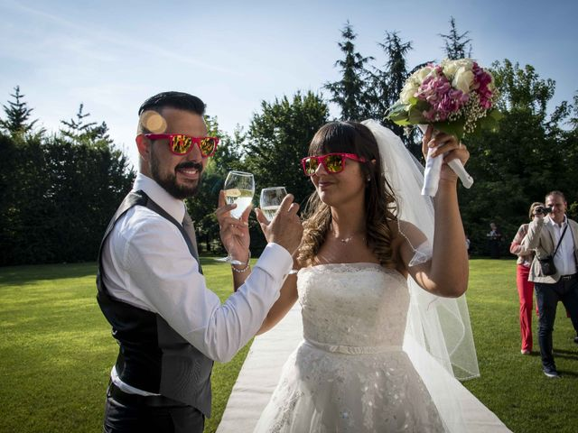 Il matrimonio di Luca e Alessandra a Treviglio, Bergamo 64