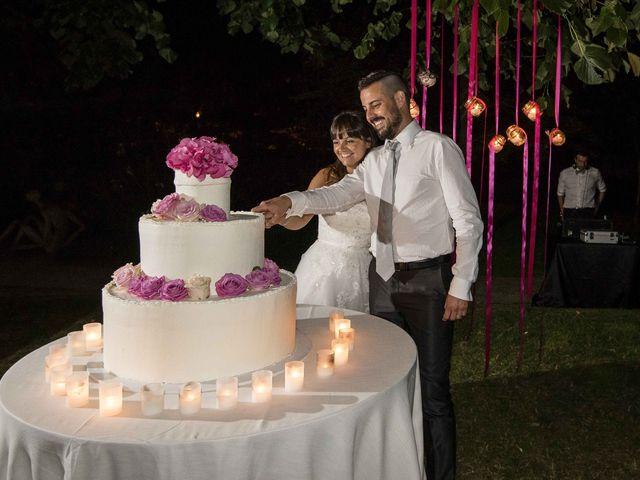 Il matrimonio di Luca e Alessandra a Treviglio, Bergamo 81