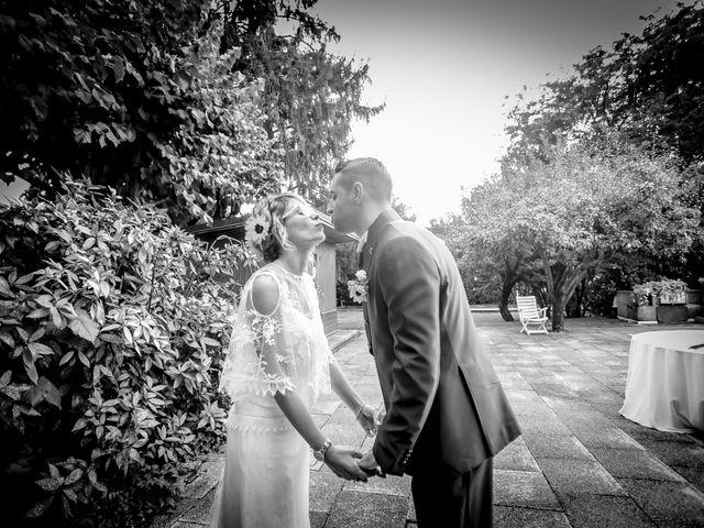 le nozze di Greta e Fabio