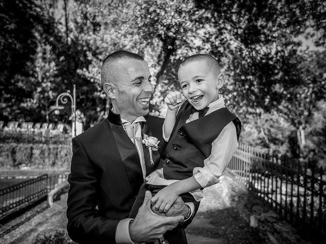 Il matrimonio di Riccardo e Sara a Buti, Pisa 8