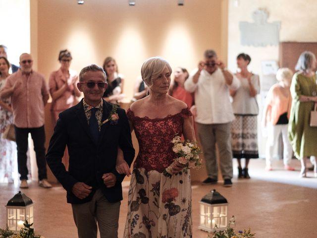 Il matrimonio di Stefano e Miranda a Firenze, Firenze 6