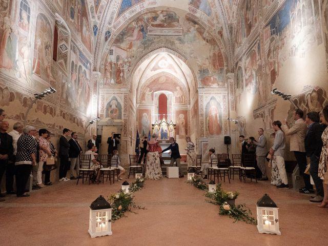 Il matrimonio di Stefano e Miranda a Firenze, Firenze 7
