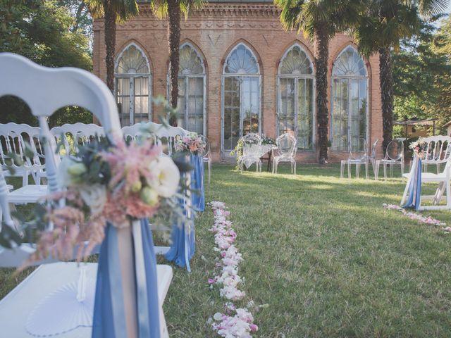 Il matrimonio di Matteo e Cecilia a Faenza, Ravenna 14