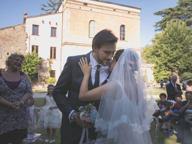 Il matrimonio di Matteo e Cecilia a Faenza, Ravenna 19