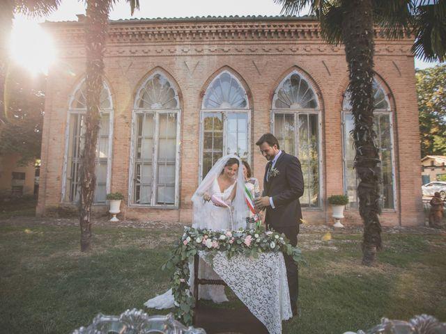 Il matrimonio di Matteo e Cecilia a Faenza, Ravenna 21