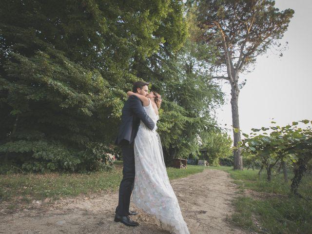 Il matrimonio di Matteo e Cecilia a Faenza, Ravenna 26