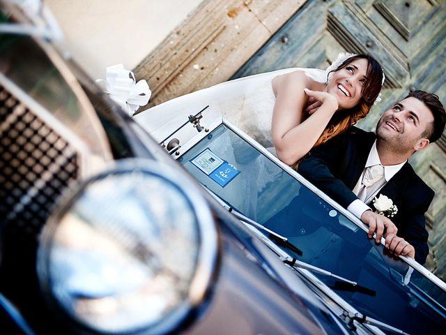 le nozze di Valentina e Giuliano