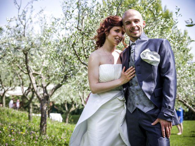 Il matrimonio di Matteo e Cristina a Villa di Serio, Bergamo 3
