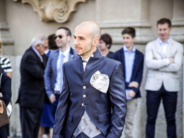 Il matrimonio di Matteo e Cristina a Villa di Serio, Bergamo 9