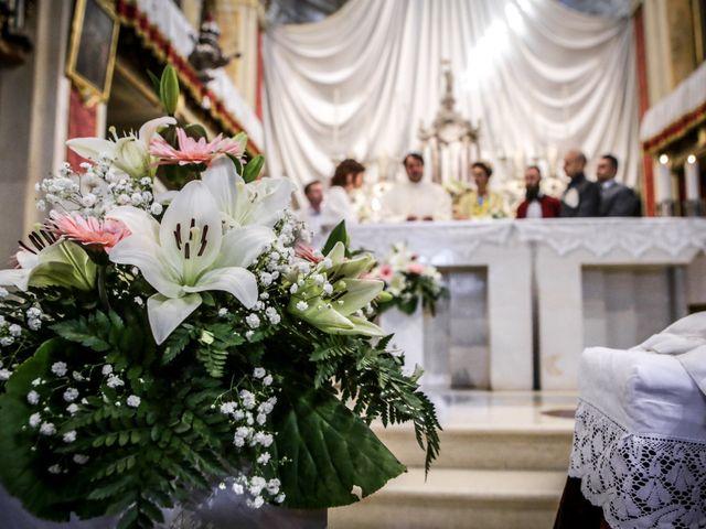 Il matrimonio di Matteo e Cristina a Villa di Serio, Bergamo 11