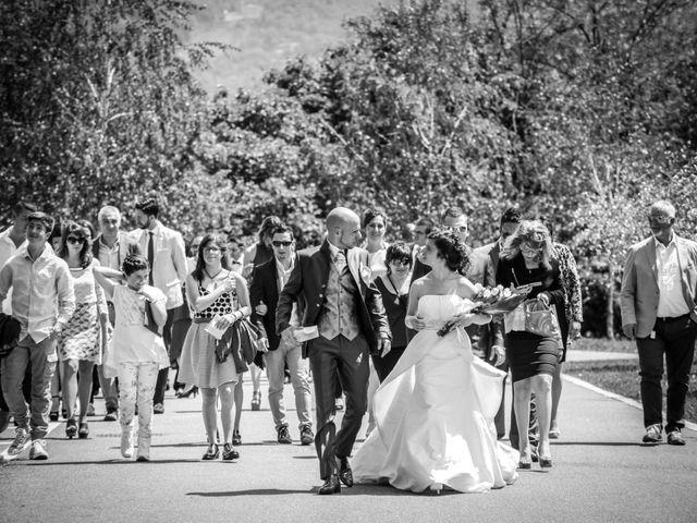Il matrimonio di Matteo e Cristina a Villa di Serio, Bergamo 1