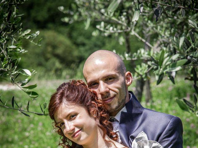 Il matrimonio di Matteo e Cristina a Villa di Serio, Bergamo 17