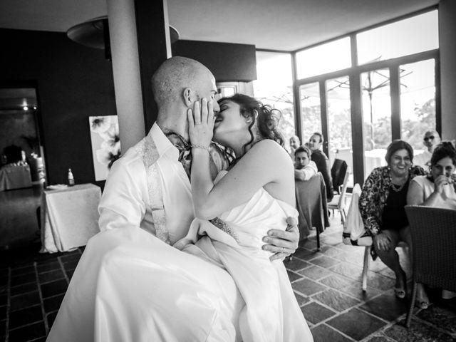 Il matrimonio di Matteo e Cristina a Villa di Serio, Bergamo 33