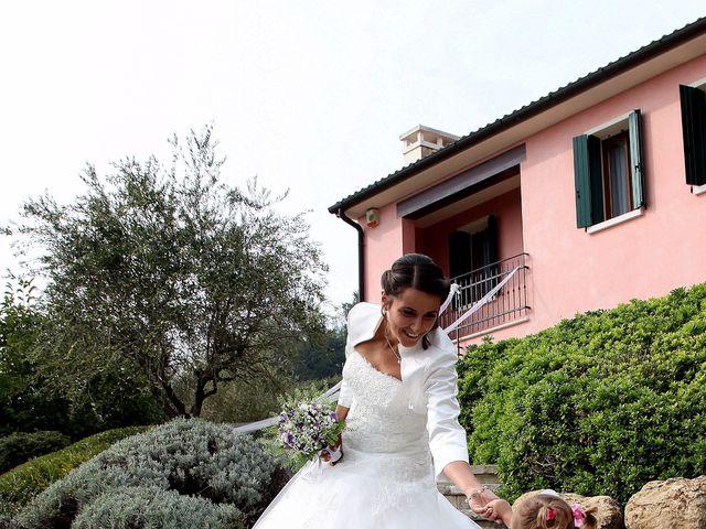 Il matrimonio di Tiziano e Marica a Valdobbiadene, Treviso 17