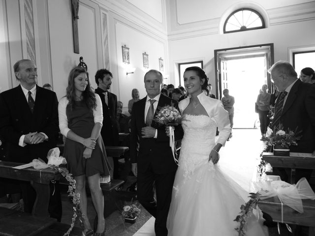 Il matrimonio di Tiziano e Marica a Valdobbiadene, Treviso 22