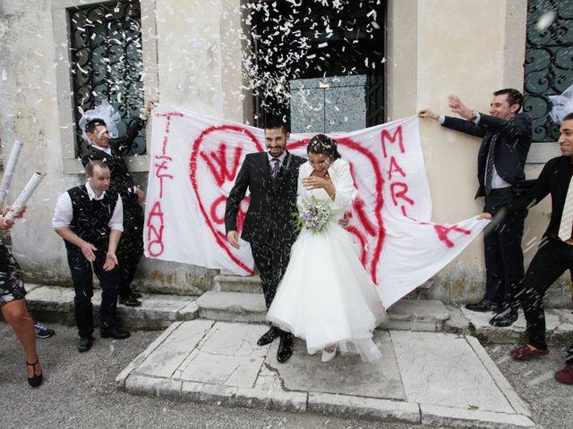 Il matrimonio di Tiziano e Marica a Valdobbiadene, Treviso 31