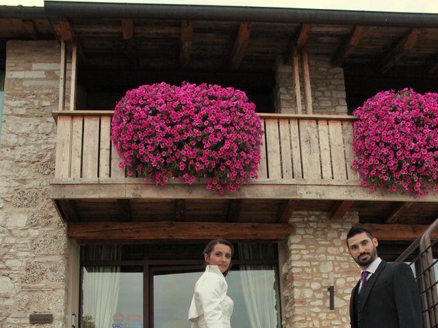 Il matrimonio di Tiziano e Marica a Valdobbiadene, Treviso 34
