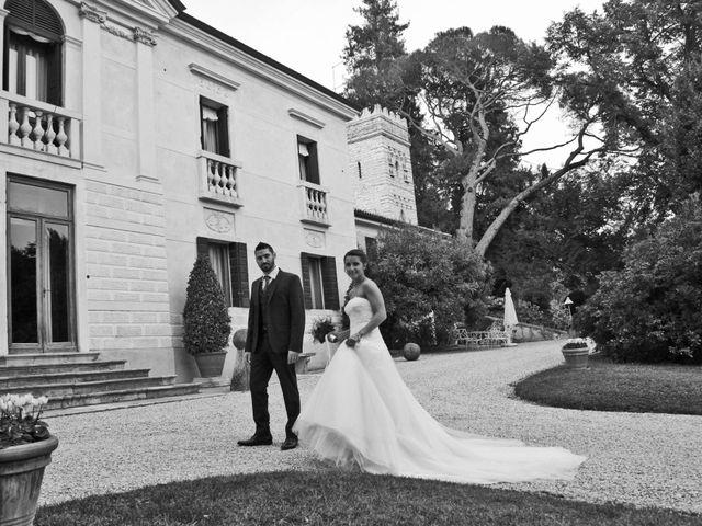 Il matrimonio di Tiziano e Marica a Valdobbiadene, Treviso 35