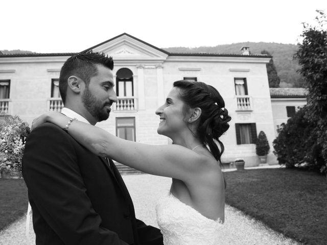 Il matrimonio di Tiziano e Marica a Valdobbiadene, Treviso 36