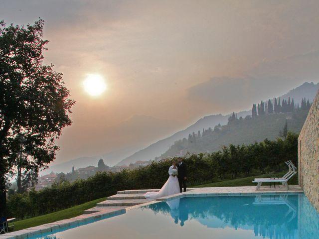 Il matrimonio di Tiziano e Marica a Valdobbiadene, Treviso 57
