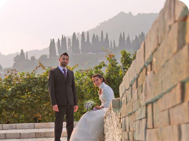 Il matrimonio di Tiziano e Marica a Valdobbiadene, Treviso 59