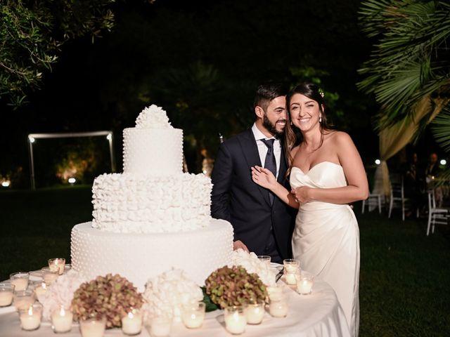 Le nozze di Maurizia e Nicola