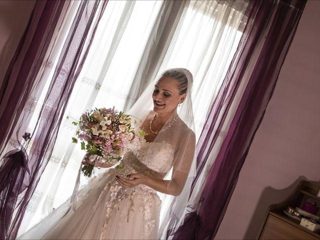 Il matrimonio di Luca e Silvia a Robecco sul Naviglio, Milano 12