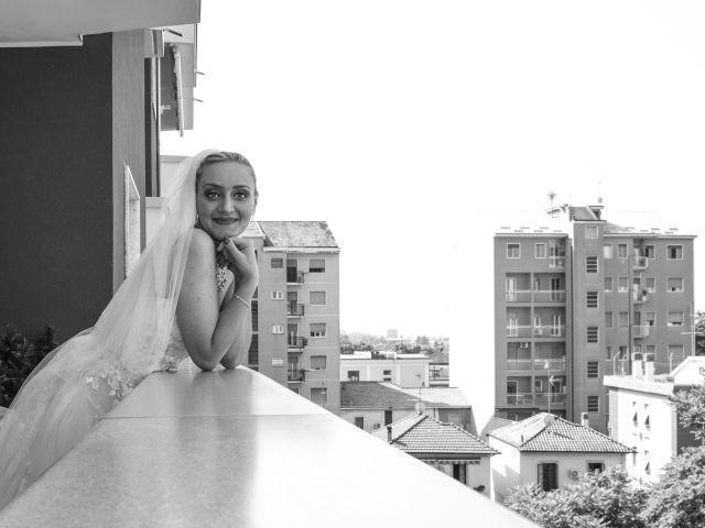 Il matrimonio di Luca e Silvia a Robecco sul Naviglio, Milano 15