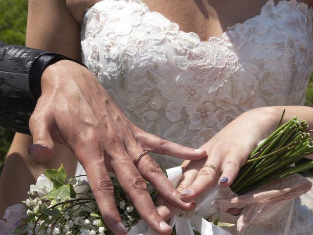 Il matrimonio di Luca e Silvia a Robecco sul Naviglio, Milano 27