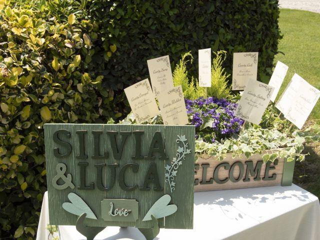 Il matrimonio di Luca e Silvia a Robecco sul Naviglio, Milano 29