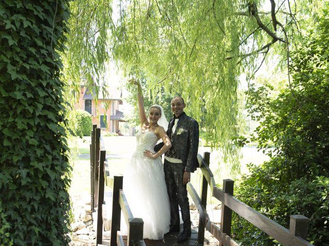 Il matrimonio di Luca e Silvia a Robecco sul Naviglio, Milano 2