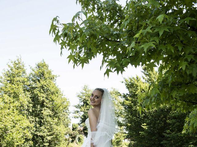 Il matrimonio di Luca e Silvia a Robecco sul Naviglio, Milano 36